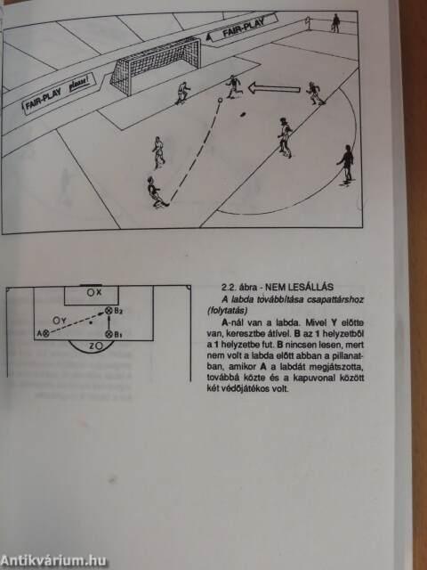 Dr. Szilágyi György  A labdarúgás játékszabályai (Cedit Kft ... 491994f3f0