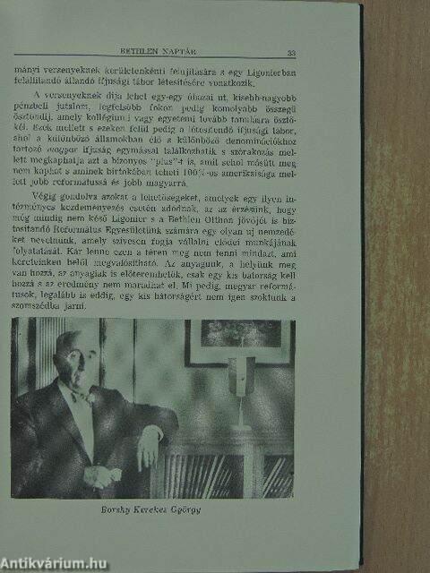 1965 évi naptár Bethlen naptár 1965 (Bethlen Otthon, 1965)   antikvarium.hu 1965 évi naptár