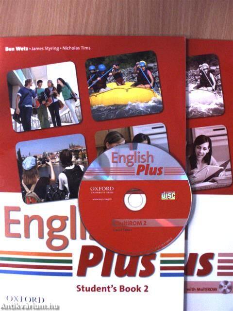 English plus oxford workbook 2