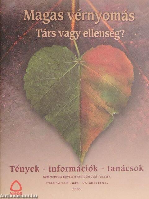 könyv nincs magas vérnyomás)