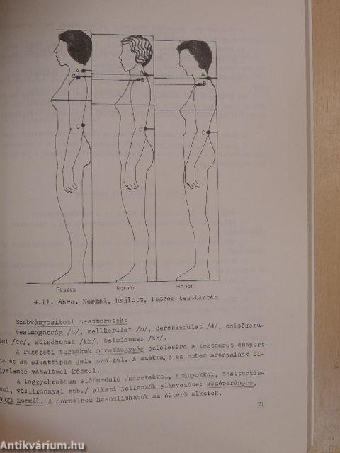 5aee4999dc Benkő Istvánné: Ruhakészítő szakrajz (Műszaki Könyvkiadó, 1981 ...