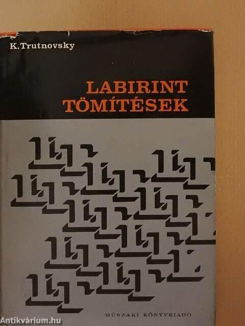 Labirint tömítés