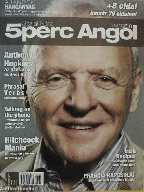 Szalai Nóra  5perc Angol Magazin 2013. március (5 perc Media Kft ... 298942d104