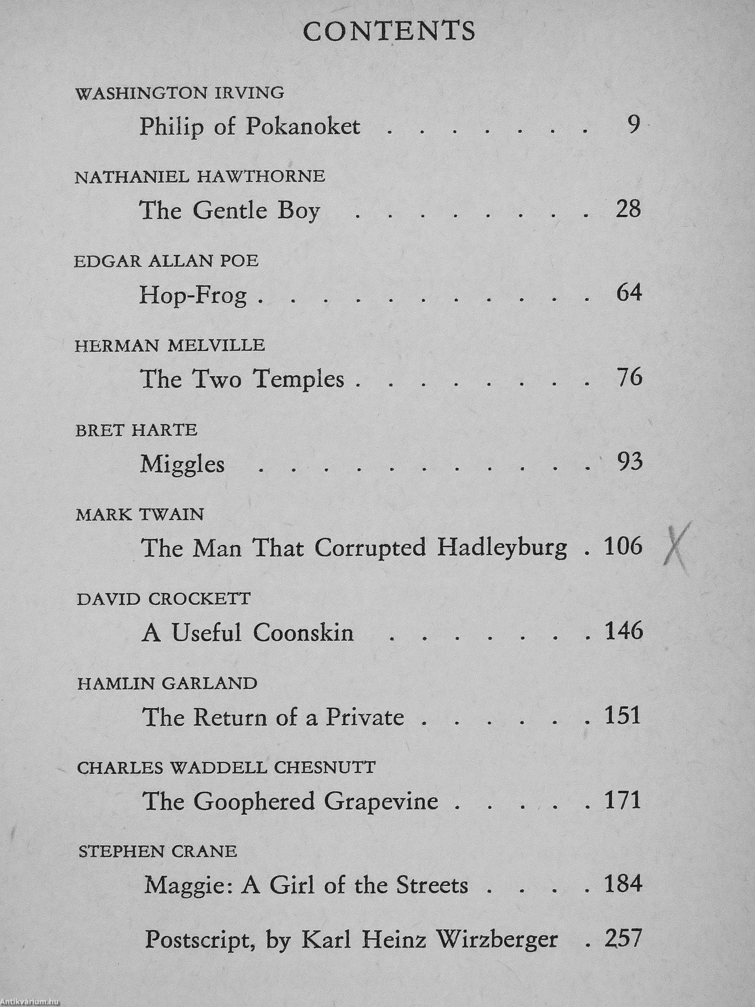 a comparison of nathaniel hawthorne and edgar allan poe in famous american authors This essay narrative styles in poe, melville, hawthorne and other  most classically american authors of the nineteenth century, melville, poe, and hawthorne, a .
