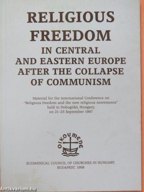 the shocking fall of communism in eastern and central europe How winston churchill was powerless to protect britain from cold war because  stalin was later able to impose communist regimes across eastern and central europe.
