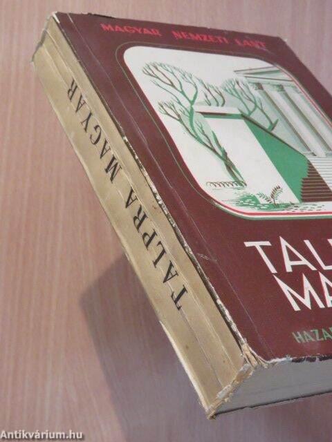 Illyés Gyula: Talpra magyar (Officina, 1941) - antikvarium hu