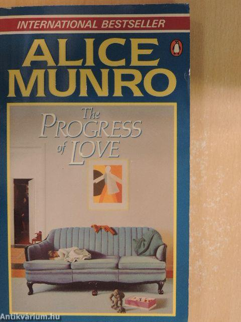 the progress of love munro alice