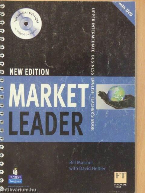 Market pre-intermediate решебник по английскому leader