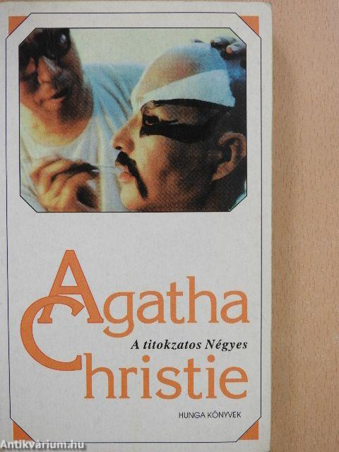 Agatha Christie: A titokzatos Négyes (Hungalibri Könyvkiadó
