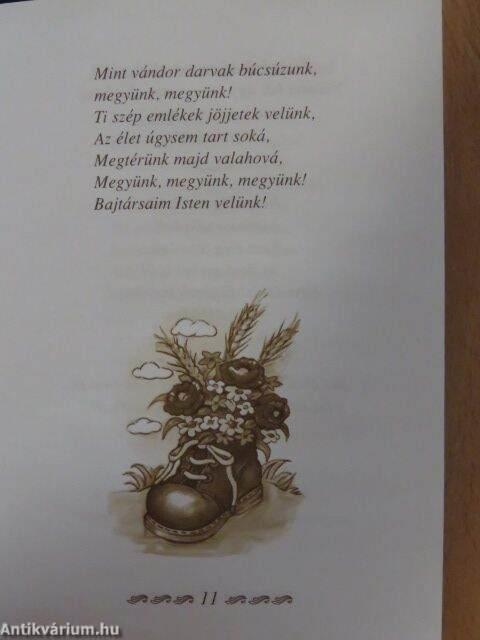 józsef attila ballagási idézetek Arany János: Ballagás   antikvarium.hu