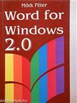 Word for Windows 2.0