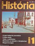 História 2003/1-10