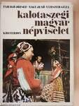 Kalotaszegi magyar népviselet