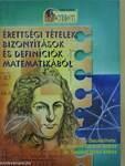 Érettségi tételek, bizonyítások és definíciók matematikából