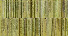 """""""100 kötet az Albatrosz könyvek sorozatból (nem teljes sorozat)"""""""