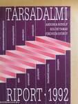 Társadalmi riport 1992