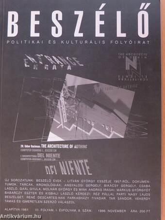 Beszélő 1996. november