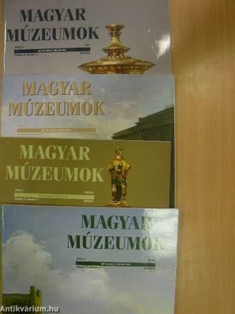 Magyar Múzeumok 2002. tavasz-tél