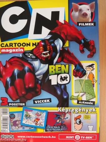 Cartoon Network magazin 2007. február