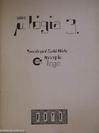A COMMODORE 64 Terrapin LOGO leírása