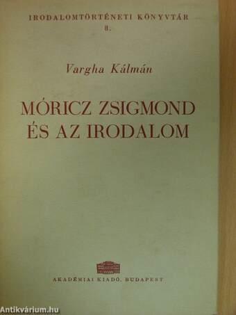Móricz Zsigmond és az irodalom