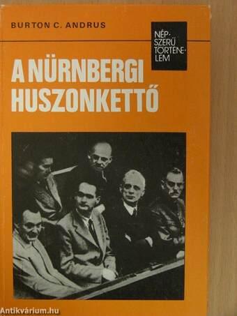 A nürnbergi huszonkettő