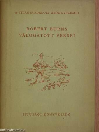 Robert Burns válogatott versei