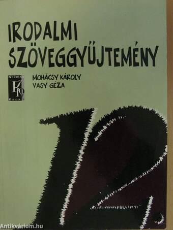 Irodalmi szöveggyűjtemény 12.