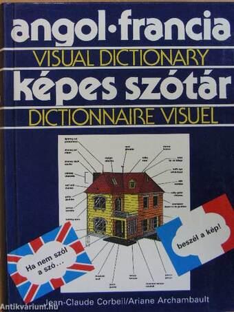 Angol-francia képes szótár/Visual Dictionary/Dictionnaire Visuel