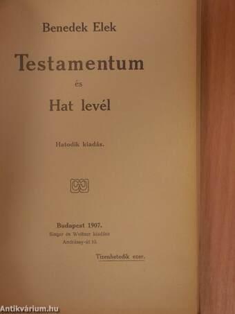 """Képtalálat a következőre: """"Benedek Elek: Testamentum"""""""