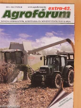 Agrofórum Extra 2011. december