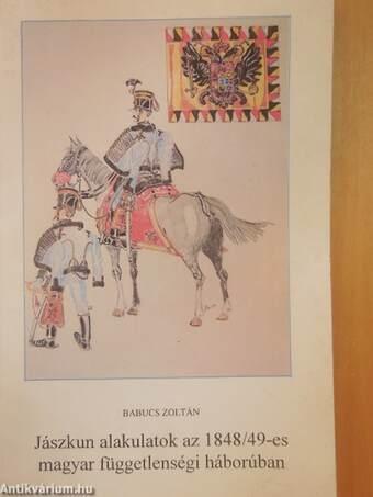 Jászkun alakulatok az 1848/49-es magyar függetlenségi háborúban