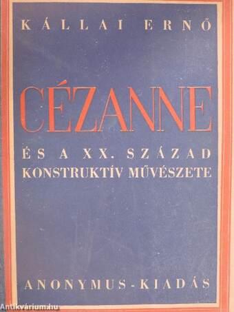 Cézanne és a XX. század konstruktív művészete