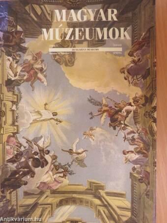 Magyar Múzeumok 2003. tavasz