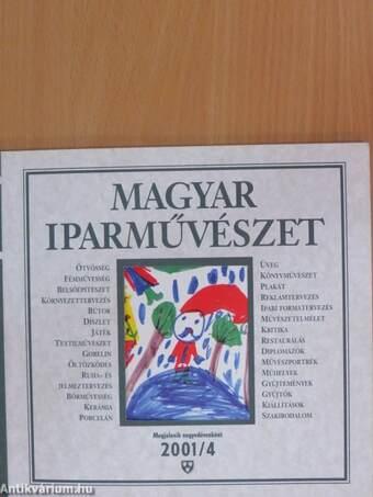 Magyar Iparművészet 2001/4