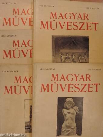 Magyar Művészet 1932. (nem teljes évfolyam)