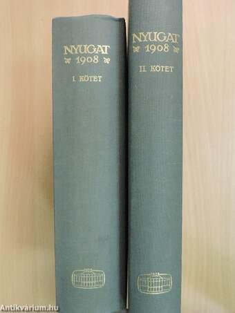 Nyugat 1908. I-II.