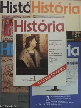 História 1983/1-6.