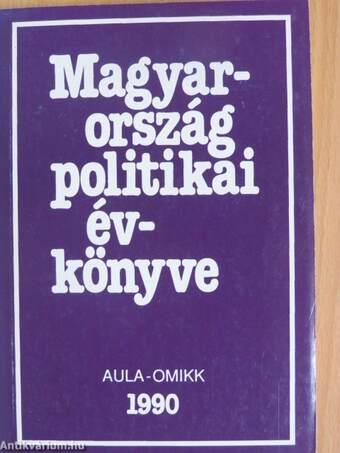 Magyarország politikai évkönyve 1990