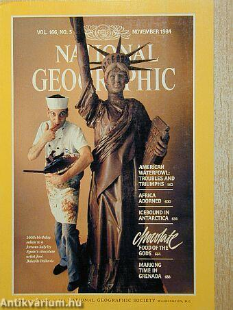National Geographic November 1984
