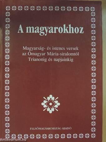 A magyarokhoz