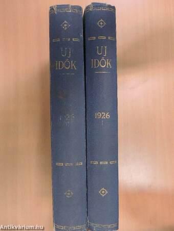 Uj Idők 1926. január-december I-II.