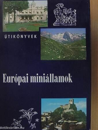 Európai miniállamok