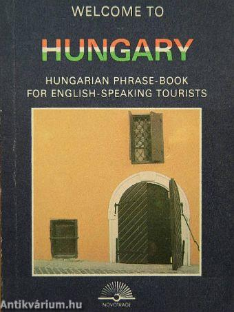 Welcome to Hungary