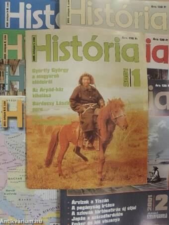 História 2001/1-10.