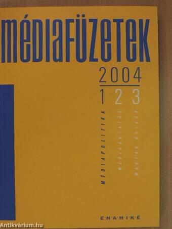 Médiafüzetek 2004/1