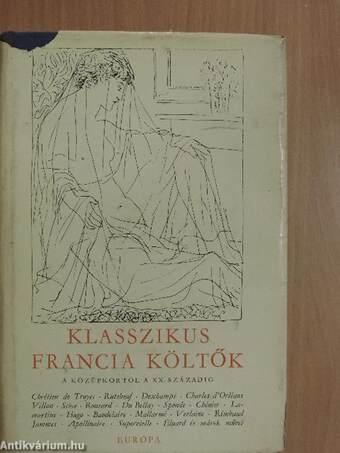 Klasszikus francia költők