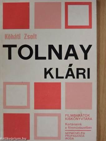 Tolnay Klári