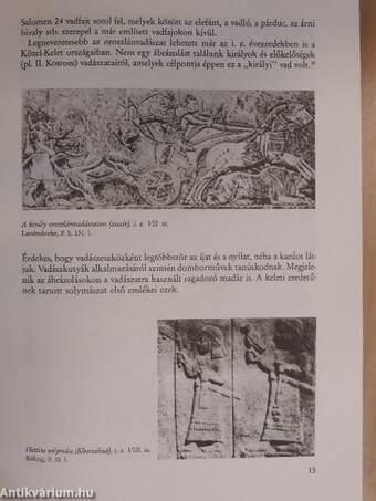 A magyar vadászat története