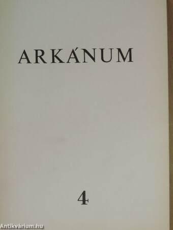 Arkánum 4.